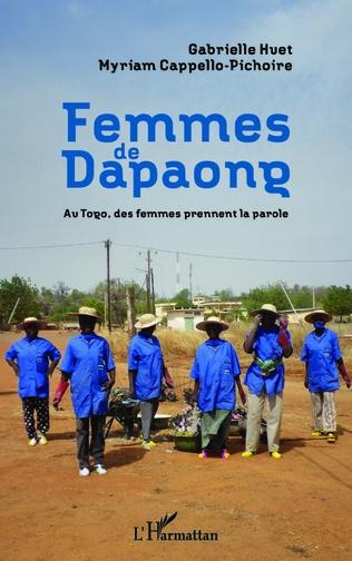 Couverture Femmes de Dapaong