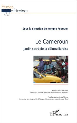 Couverture Cameroun jardin sacré de la débrouillardise