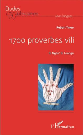 Couverture 1700 proverbes vili
