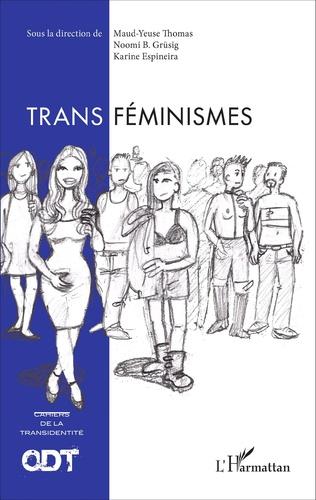 Couverture Transféminismes