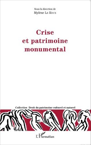Couverture Crise et patrimoine monumental