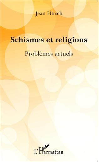 Couverture Schismes et religions