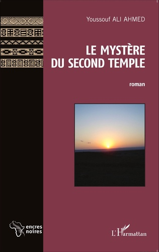 Couverture Le mystère du second temple
