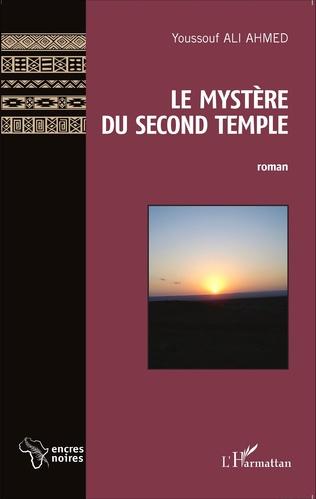 Couverture Le mystère du second temple