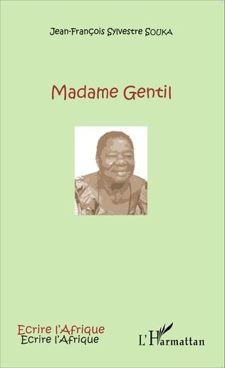 Couverture Madame Gentil