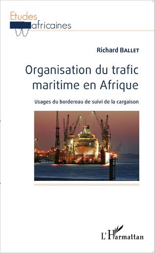 Couverture Organisation du trafic maritime en Afrique