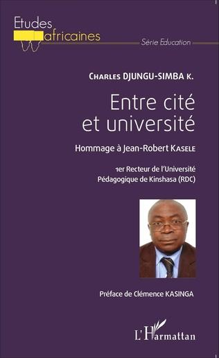 Couverture Entre cité et université