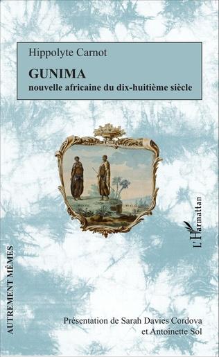Couverture Gunima