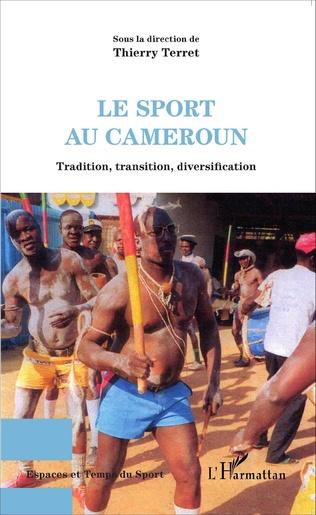 Couverture Le sport au Cameroun