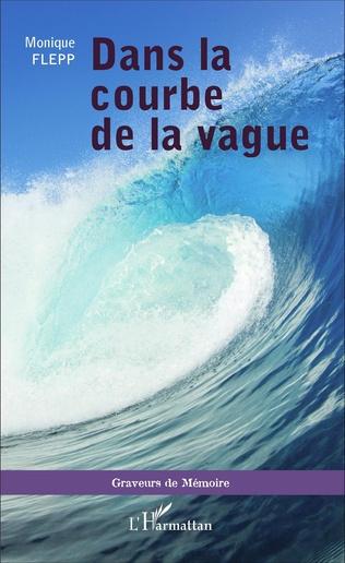 Couverture Dans la courbe de la vague