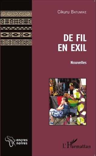 Couverture De fil en exil    Nouvelles