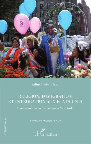 Couverture Religion, immigration et intégration aux Etats-Unis