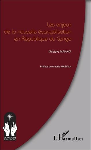 Couverture Les enjeux de la nouvelle évangélisation en République du Congo