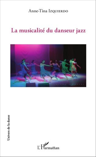 Couverture La musicalité du danseur jazz