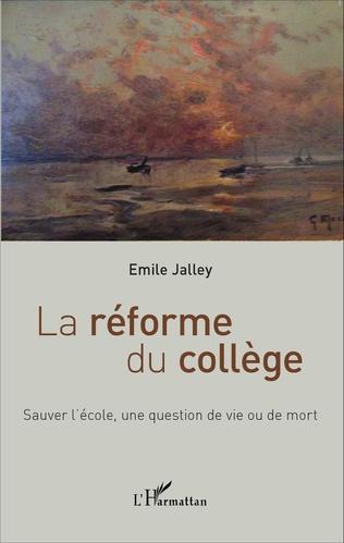 Couverture La réforme du collège