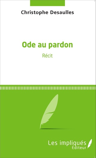 Couverture Ode au pardon