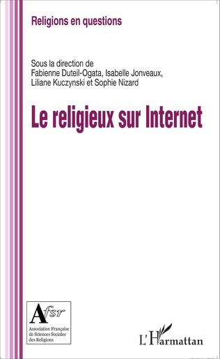 Couverture Le religieux sur internet
