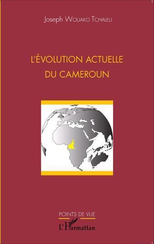 Couverture L'évolution actuelle du Cameroun