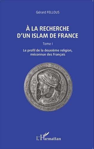 Couverture A la recherche d'un islam de France