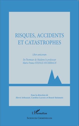 Couverture Risques, accidents et catastrophes
