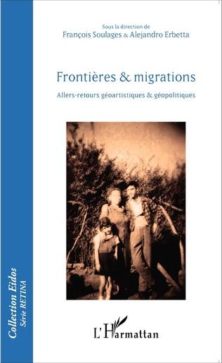 Couverture Frontières et migrations