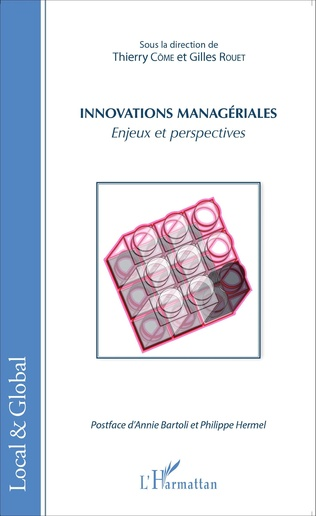 Couverture Innovations managériales