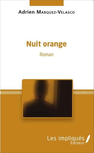 Couverture Nuit orange