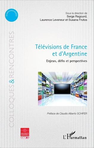 Couverture Télévisions de France et d'Argentine