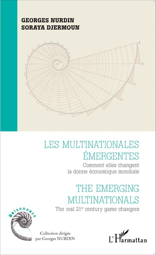 Couverture Les multinationales émergentes