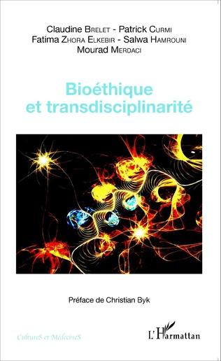 Couverture Bioéthique et transdisciplinarité