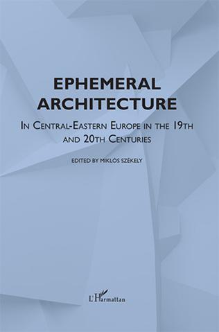 Couverture Ephemeral Architecture