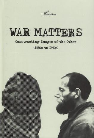 Couverture War matters
