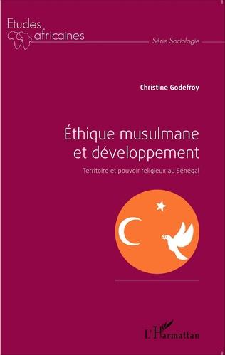 Couverture Éthique musulmane et développement