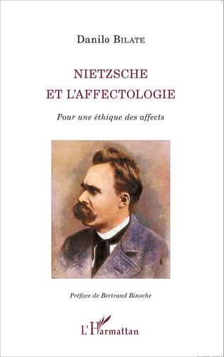 Couverture Nietzsche et l'affectologie
