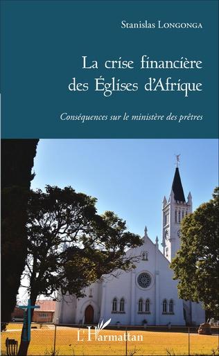 Couverture La crise financière des Églises d'Afrique