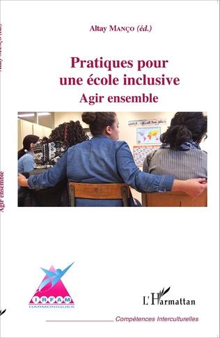 Couverture Pratiques pour une école inclusive