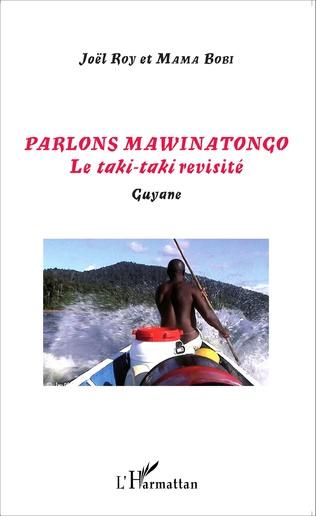Couverture Parlons Mawinatongo