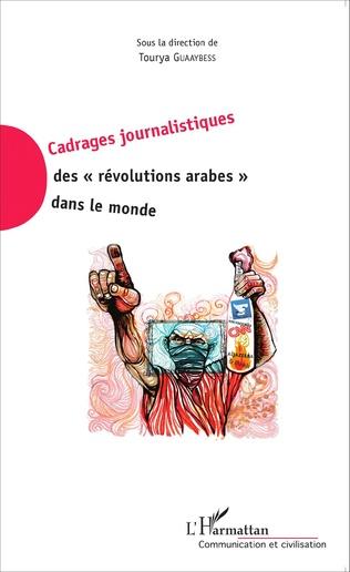 Couverture Cadrages journalistiques des