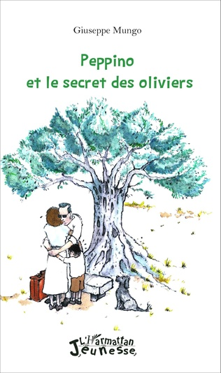 Couverture Peppino et le secret des oliviers