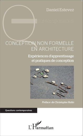 Couverture Conception non formelle en architecture