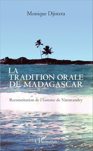 Couverture La tradition orale de Madagascar