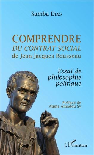 Couverture Comprendre <em>Du contrat social</em> de Jean-Jacques Rousseau