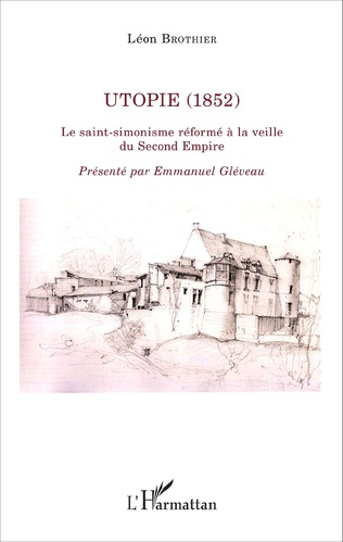 Couverture Utopie (1852)