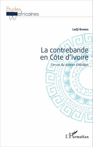 Couverture La contrebande en Côte d'Ivoire