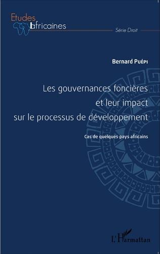Couverture Les gouvernances foncières et leur impact sur le processus de développement