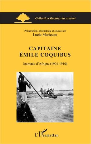 Couverture Capitaine Émile Coquibus