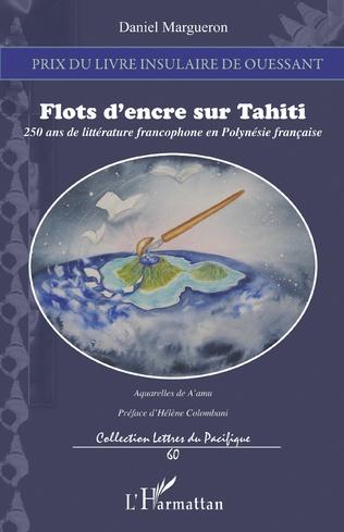 Couverture Flots d'encre sur Tahiti