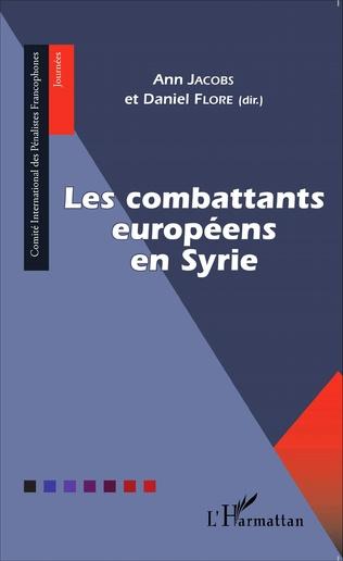 Couverture Les combattants européens en Syrie