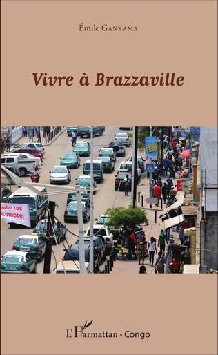 Couverture Vivre à Brazzaville