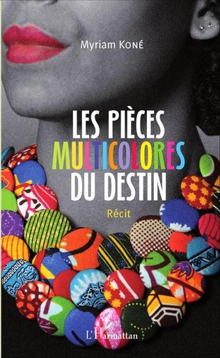 Couverture Les pièces multicolores du destin
